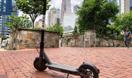 How Charlotte will handle e-scooters moving forward