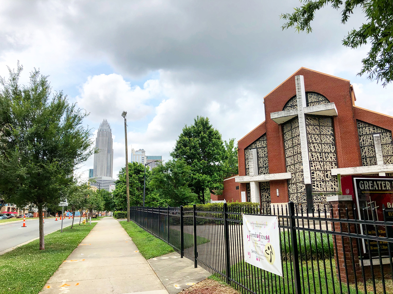 The 15 largest Charlotte churches, by membership and attendance