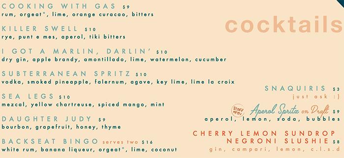 cocktail-menu-at-hello-sailor