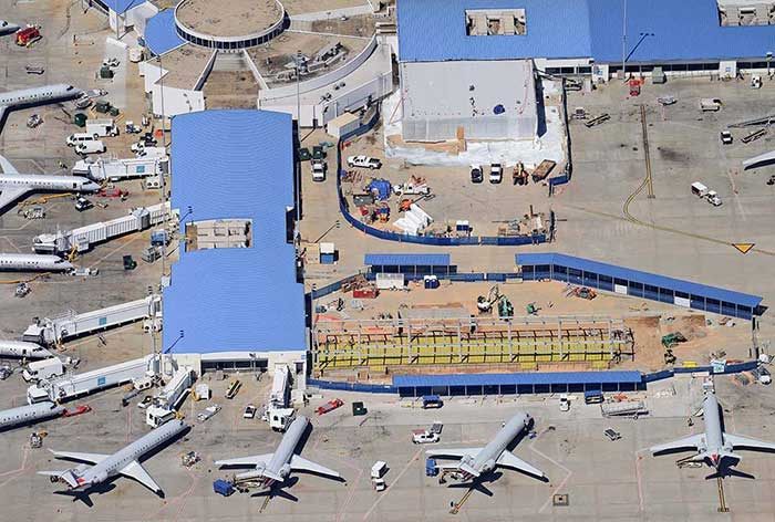 Charlotte Nc Airport >> Charlotte S Airport Is In The Middle Of 2 5 Billion In Construction