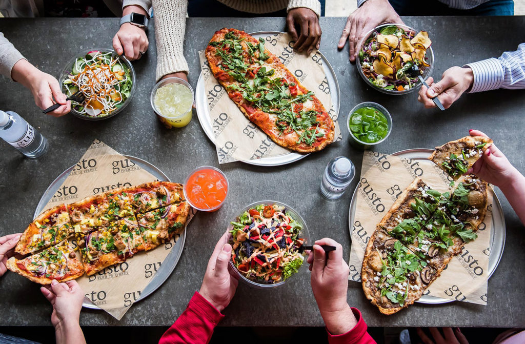 Fast-fired pizza and farm-fresh salad restaurant opening in SouthPark food court
