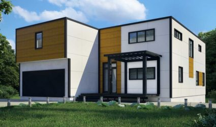 Charlotte's first modern modular home to be delivered this week —...