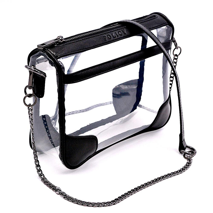 I Was Super Excited To Show Clear For Everyday Use And Prove That The Handbags Are Not Just Day Personally Converted Myself A