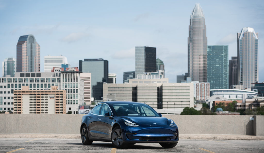 I purchased a Tesla in Charlotte. Here's how it worked
