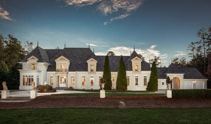 European private estate close to Lake Wylie