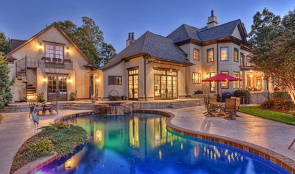 Serious luxury on the Lake Norman waterfront
