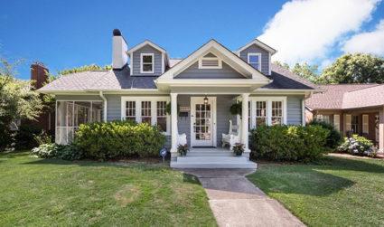 Quintessential Dilworth bungalow with original details