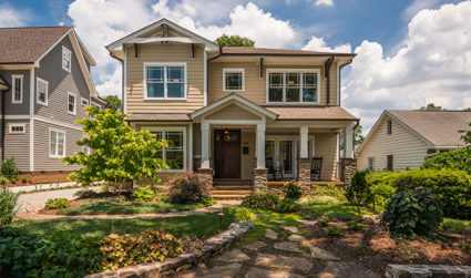 Beautiful Craftsman style home in the heart of Dilworth