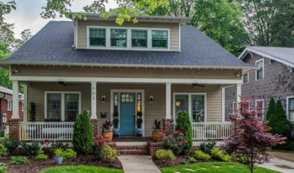 Gorgeous Dilworth home with designer touches