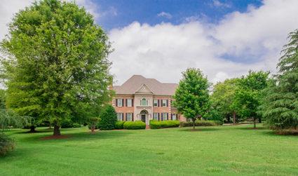 Sprawling Waxhaw estate property on 3 acres / 4bd,4.5ba / $925,000
