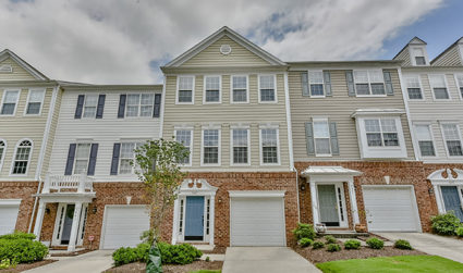 Beautiful townhome in Magnolia Park