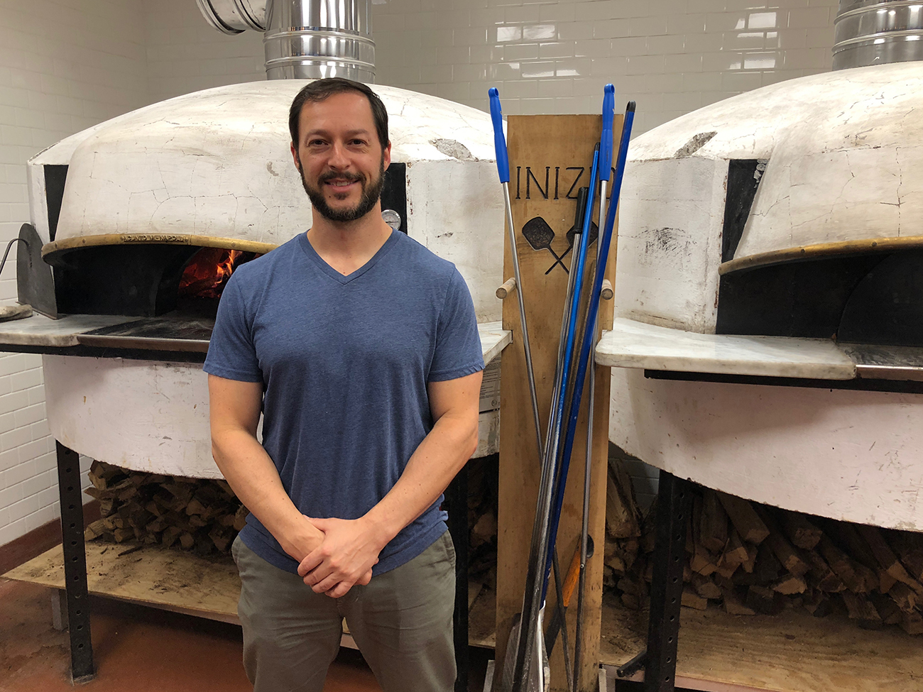 How I Work: Grant Arons, owner of Inizio Pizzeria