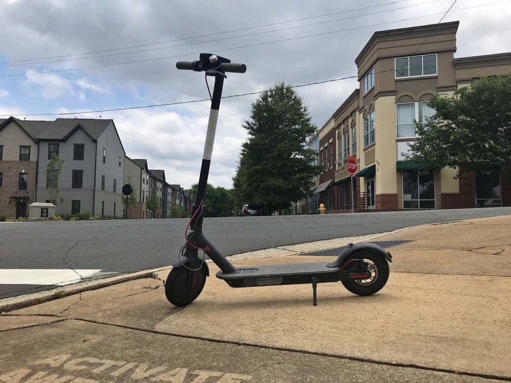 How to make money off the electric scooter craze by being a charger