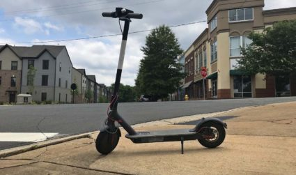 How to make money off the electric scooter craze by being...