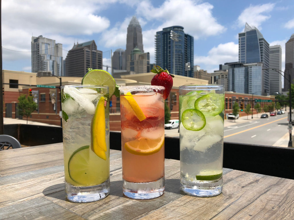 Barpay, the app that lets you order and pay for drinks from your phone, launched this week in Charlotte