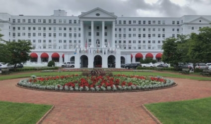A perfect weekend getaway at The Greenbrier, an 11,000-acre luxury resort in the mountains of West Virginia
