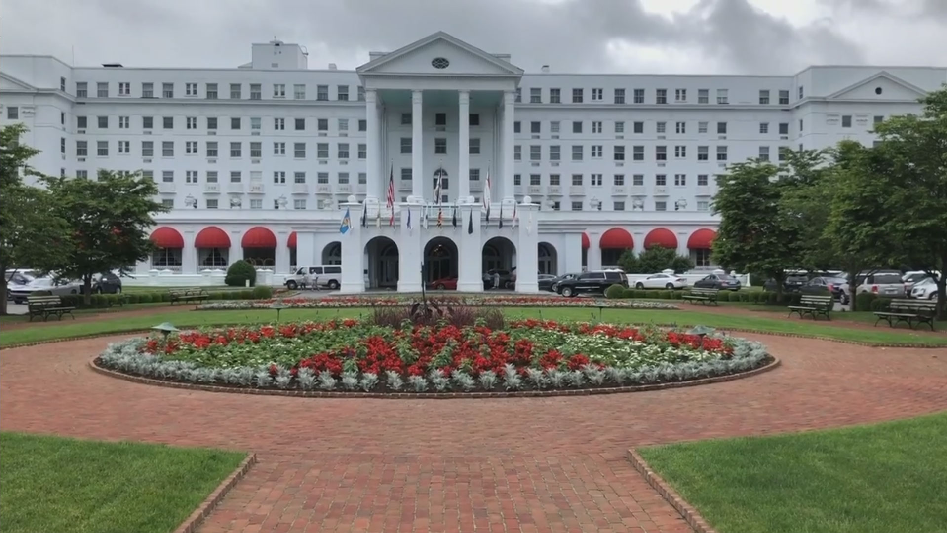 A Perfect Weekend Getaway At The Greenbrier, An 11,000