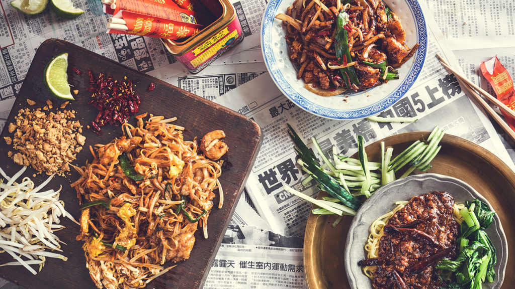 Hawkers Asian Street Food coming to South End near Superica