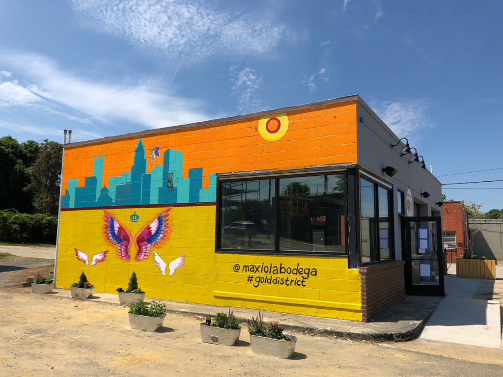 Max and Lola Bodega is targeting a July opening in The Gold District