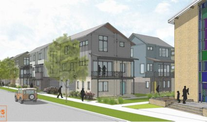 New NoDa development calls for $500,000 houses, affordable townhomes and preserving...