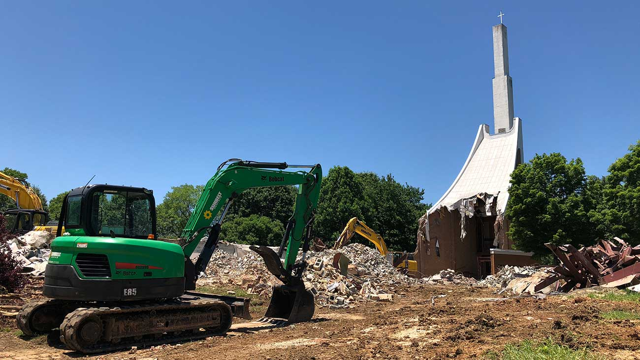 "The new ""Ski Slope Church"" will bring another landmark to SouthPark"