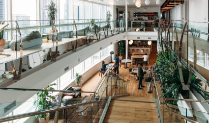 WeWork launching second location with 7 full floors and room for...