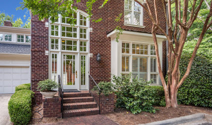 Gorgeous luxury end-unit townhome