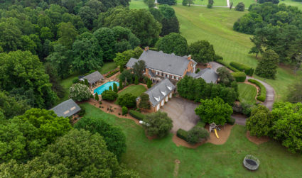 10,000-square-foot home on 33 acres in Newton asks $2.3 million