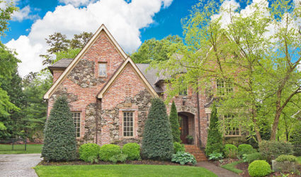 English manor home in convenient SouthPark location