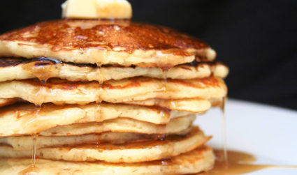 Fill up on yummy pancakes at the Firefighter Pancake Breakfast at 7th Street Public Market on July 21, $3-$5 suggested donation