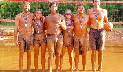 Habitat Mud Volleyball Tournament