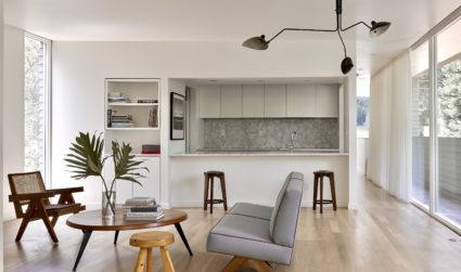 The NoDa House by Perry Poole Architects is our 2018 Home...