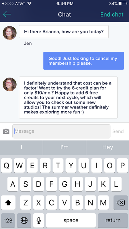 Facts About Classpass Cancellation Fee Uncovered