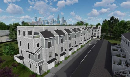 19 new townhomes coming to Belmont neighborhood starting at $360,000