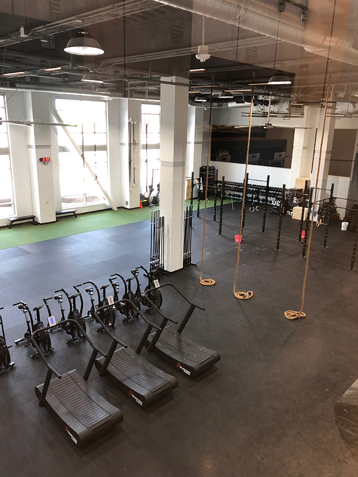 The Dowd YMCA's fancy multi-million dollar expansion is now