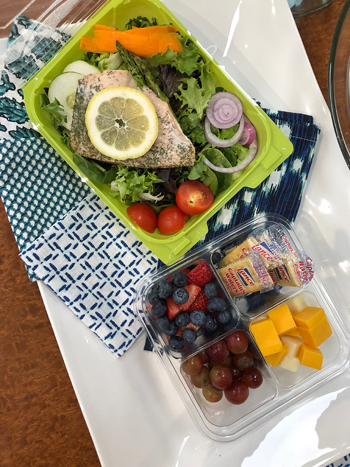 Whole Foods Chicken Salad Snack Pack