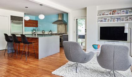 Look inside 7 of the coolest mid-century modern homes in SouthPark...