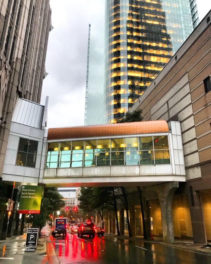 Related Agenda Story Overstreet Mall A Guide To Everything In Uptown Charlotte S Skywalk Network