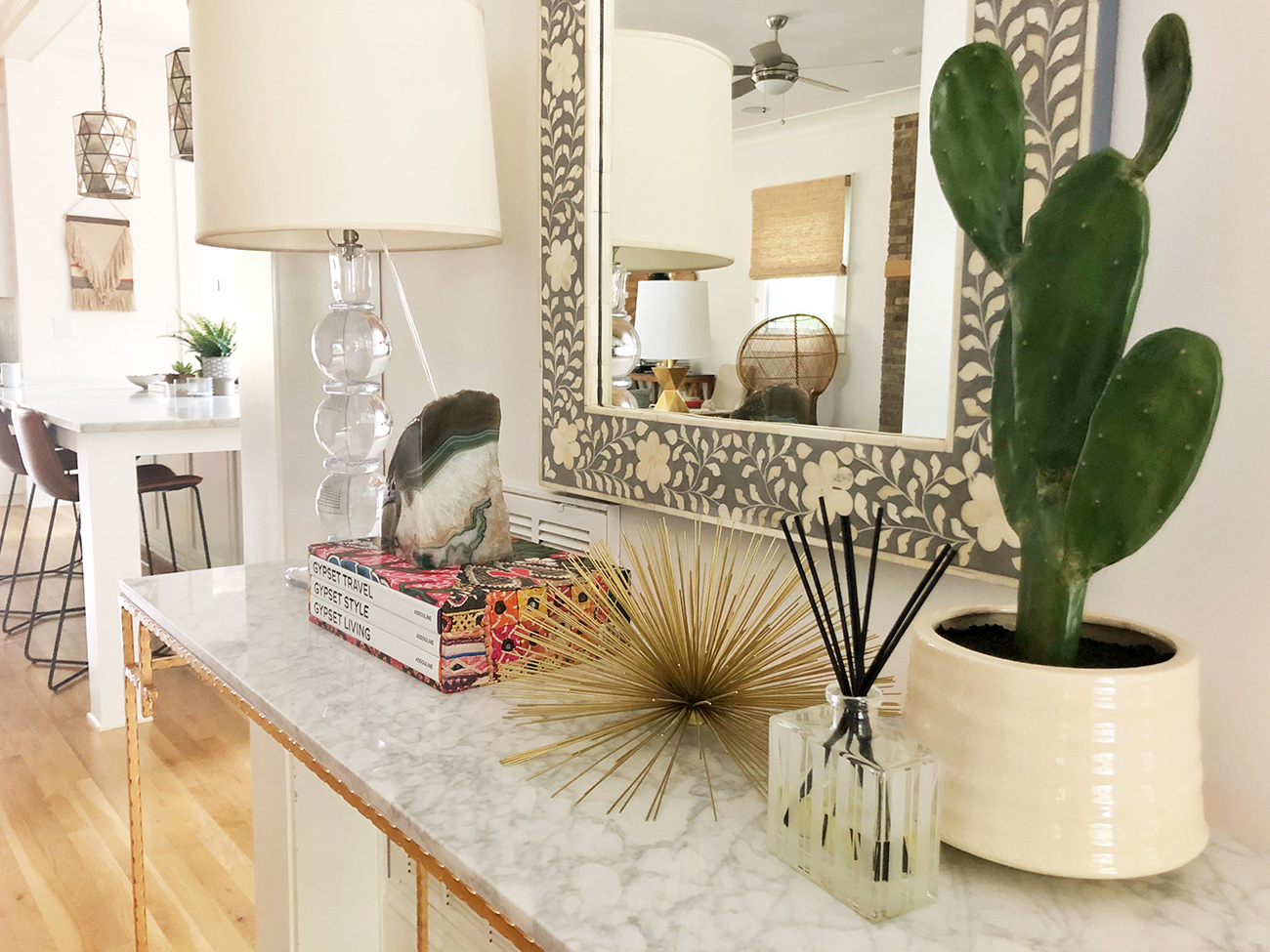 7fdc507066b08 Home Tour: A fashion boutique owner and Crossfit gym owner created their  Plaza Midwood dream home