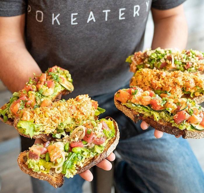 poke-avocado-toast-charlotte-pokeeatery
