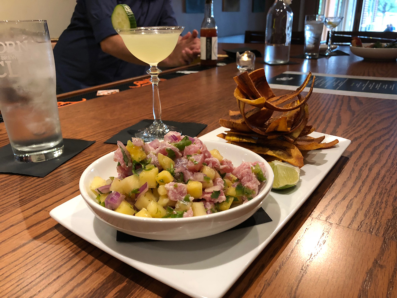 The Queen & Glass, a sneaky new cocktail bar, opens today in Dilworth