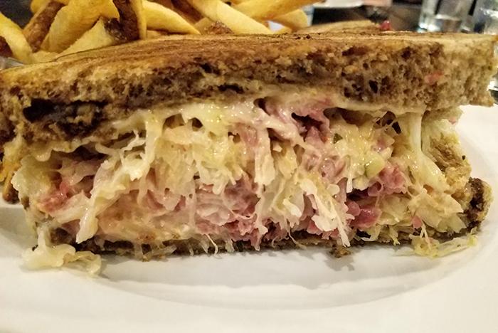 reuben-sandwich-at-burtons-grill-charlotte