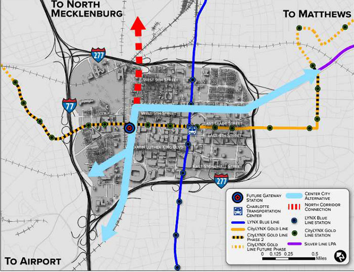 3 Big Decisions For The Future Of Charlotte Transit