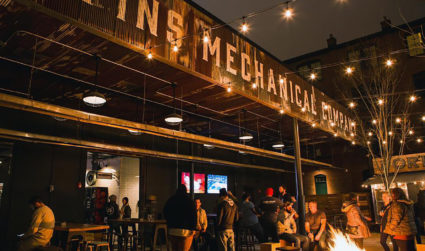 Pins Mechanical Company and 16-Bit Bar+Arcade are coming to South End
