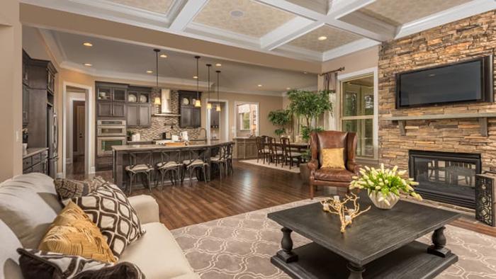 Luxury Model Home In Olde Providence South / 5bd,5.5ba / $999,000