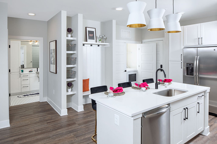 Broadstone QueenCity kitchen