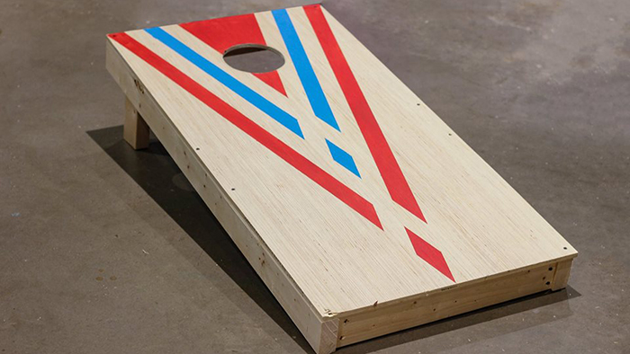 Make & Mingle: Cornhole Boards