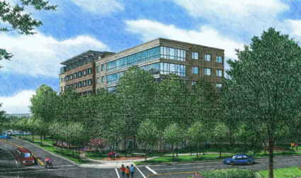 SouthPark's newest hotel will feature the neighborhood's first rooftop bar