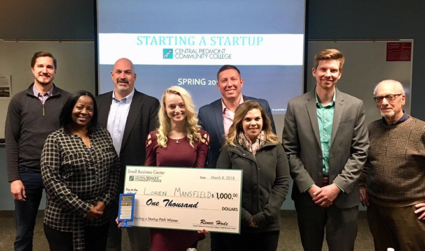 Starting a Startup, presented by CPCC's Small Business Center