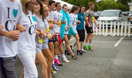 The 8th Annual Stiletto Sprint